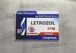 LETROZOL (летрозол)  2,5МГ\ТАБ - ЦЕНА ЗА 20 ТАБ купить в России